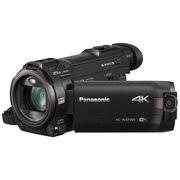 松下  HC-WXF990GK-K 4K数码摄像机 黑色(1/2.3英寸BSI MOS 仿电影特效 5轴混合O.I.S.)
