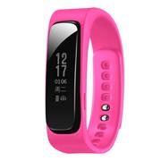 天诺思 x2+ 智能手环手表 运动手环 计步器 蓝牙手环手表 魅力粉