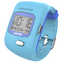 Linktop 凌拓  邦邦熊PT30-PRO邦邦熊儿童定位手表电话手表可双向通话插卡电话手表支持移动联通卡蓝色产品图片主图