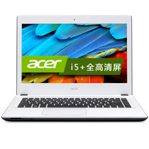 宏碁 K4000 14英寸笔记本电脑(i5-6200U 4G 500G 920M 2G独显 全高清 关机充电 蓝牙 Win10)产品图片主图