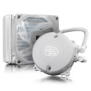 九州风神 水元素 120T 玩家版(白) 水冷CPU散热器(一体水冷/支持多平台/网咖水冷方案)