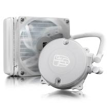 九州风神 水元素 120T 玩家版(白) 水冷CPU散热器(一体水冷/支持多平台/网咖水冷方案)产品图片主图