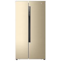 海尔 BCD-642WDVMU1 642升变频风冷无霜对开门智能WIFI 人工智慧 (智能APP手机控制)香槟金色产品图片主图