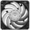 大镰刀  GT1850  12cm冷排风扇 12cm温柔台风带PWM产品图片1