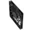 大镰刀 SY1212SL12H-P 12mm 厚度 薄款12cm机箱风扇 2000转 4pin PWM温控产品图片4