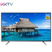 KKTV U60J 60英寸4K超高清64位处理器安卓智能WIFI平板液晶电视 康佳品质(黑色)