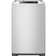 荣事达 WT5027M5R 5.5公斤全自动波轮洗衣机 智能模糊控制(亮灰色)