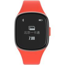 拉卡拉 手环 智能手表ME19 刷公交地铁(北京) NFC银联闪付 来电提醒 计步睡眠 玛瑙红产品图片主图