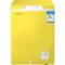 容声 BD/BC-100MS 100升 顶开门家用小冷柜 转换柜 亮黄色产品图片1