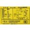 容声 BD/BC-100MS 100升 顶开门家用小冷柜 转换柜 亮黄色产品图片4