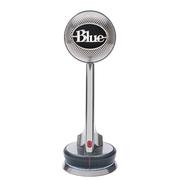 BLUE Nessie 水怪 USB电容麦克风 录音棚级音质 钢琴吉他人声 派对电脑K歌YY游戏唱吧
