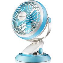 奥克斯 FO-18A7 电风扇/7寸USB风扇/台扇/夹扇/床头小风扇产品图片主图