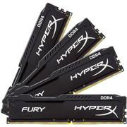 金士顿 骇客神条 Fury系列 DDR4 2400 64G (16GBx4) 台式机内存