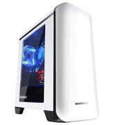 GAMEMAX 英雄II游戏机箱 白色(MICRO主板/分体式散热/USB3.0/大侧透/长显卡/走背线/电源下置)