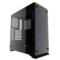 爱国者 月光宝盒X机箱黑色(三面钢化玻璃/配三个12CM可变色风扇/台系工艺/USB3.0/支持水冷)产品图片2