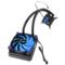 爱国者 冰塔T120水冷散热器(CPU散热器/长寿命陶瓷轴承/蓝光LED风扇/全平台支持/硅脂)产品图片1