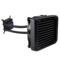 爱国者 冰塔T120水冷散热器(CPU散热器/长寿命陶瓷轴承/蓝光LED风扇/全平台支持/硅脂)产品图片4