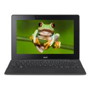 宏碁 SW3-016 10.1英寸变形触控笔记本电脑(四核Intel x5-Z8300 2G 64G win10 IPS 蓝牙4.0)鲨鱼灰