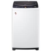 海尔 EB65M2JD 6.5公斤全自动洗衣机 特色冲浪洗 智能模糊控制(灰色)