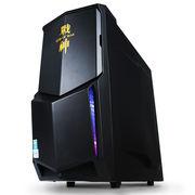 神舟 战神G50SL5-TI  台式电脑游戏主机(i5-6400 8G 256G SSD GTX750TI)黑