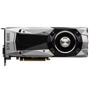 华硕 GTX1080-8G 1607~1733MHz/10Gbps  8GB/256bit GDDR5X PCI-E3.0显卡
