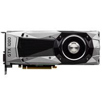 华硕 GTX1080-8G 1607~1733MHz/10Gbps  8GB/256bit GDDR5X PCI-E3.0显卡产品图片主图