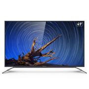 微鲸 W49F 49英寸 智能全高清平板电视(灰色)