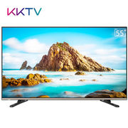 KKTV K55J1 55英寸全高清八核安卓智能WIFI平板液晶电视 康佳品质(黑色)