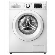 美的 MG90-eco31WDX 9公斤变频滚筒洗衣机(白色) 京东微联智能APP手机控制