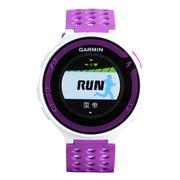佳明 手表Forerunner 220女表0 女士户外跑步品牌智能腕表电子手表紫白色 Forerunner 220