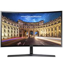三星 C24F396FH 23.5英寸LED背光曲面显示器产品图片主图