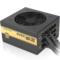 先马 金牌500W模组版 游戏电源(额定功率500W/全模组/单路+12V/宽幅/固态电容/扁线材)产品图片2