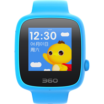 360 巴迪龙儿童电话手表 SE W601 天空蓝产品图片主图
