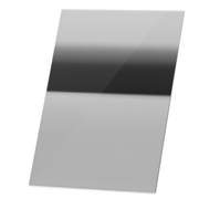 C&C Reverse GND 8(0.9) 反向中央渐变灰 100x150mm 0.6档 中灰渐变镜 玻璃方形渐变滤镜 插片滤镜 单反配件