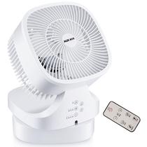 奥克斯 A115A 电风扇/空气净化循环扇/遥控香薰折叠扇/立体遥控涡轮循环电风扇产品图片主图