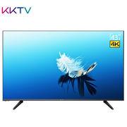 KKTV U43 43英寸10核 HDR 64位4K超高清安卓智能WIFI液晶平板电视机 康佳品质(黑色)
