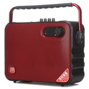万利达 Y6 M+9001 便携式扩声音响 玫瑰红