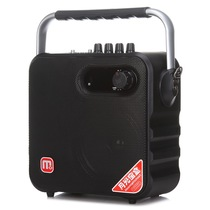 万利达 Y5  M+9000 便携式扩声音响 黑色产品图片主图