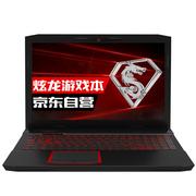 炫龙 炎魔T1-781S1N 15.6英寸游戏笔记本 (I7四核 GTX960M 4G独显 8G 1TB+128G SSD 1080P)