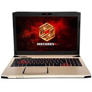机械革命 嗜血军团K1-01 15.6英寸游戏笔记本(I7-4710MQ 8G 128GSSD 1T GTX960M 2G独显 )WIN10