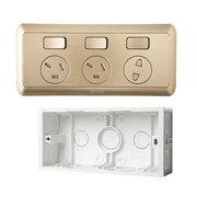 公牛 G10家庭组合插座 厨房专用插座 G10E603金