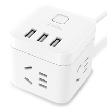 公牛 迷你USB插座 GN-U303U产品图片主图