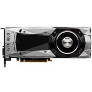 索泰 Geforce  GTX 1080 Founders Edition 1607-1733/10000MHz 8G/256bit GDDR5X PCI-E显卡