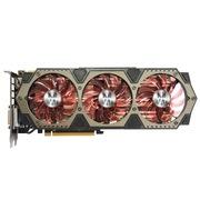 影驰 GTX960GAMER 4G 1228(1291)MHz/7000MHz 4G/128Bit D5 PCI-E显卡