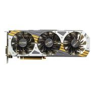 索泰 GTX970-4GD5 霹雳版 HC 1178-1329/7010MHz  4G/256bit GDDR5 PCI-E显卡