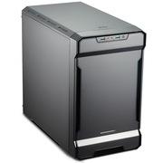 追风者 PK(PH)215PC-BK mini ITX 水冷游戏电脑机箱 U3 支持280水冷 无亚克力静音版