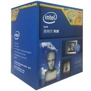 英特尔 奔腾双核 G3460 Haswell 盒装CPU处理器 (LGA1150/3.5GHz/53W/双核/3M三级缓存)