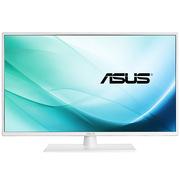 华硕 VA322N-W 31.5英寸高清滤蓝光不闪屏 高智能对比度GamePlus游戏助手IPS显示器