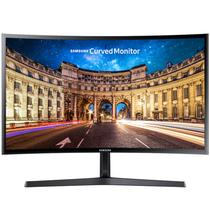 三星 C27F396FH 27英寸曲面屏LED背光液晶显示器产品图片主图