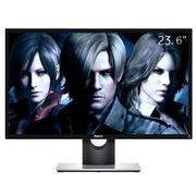 戴尔 SE2417HG 23.6英寸专业游戏 宽屏显示器